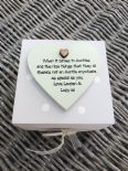 Shabby Personalised Chic Auntie Aunty Great Aunt Gift Trinket Box Jewellery Box - 232632427003
